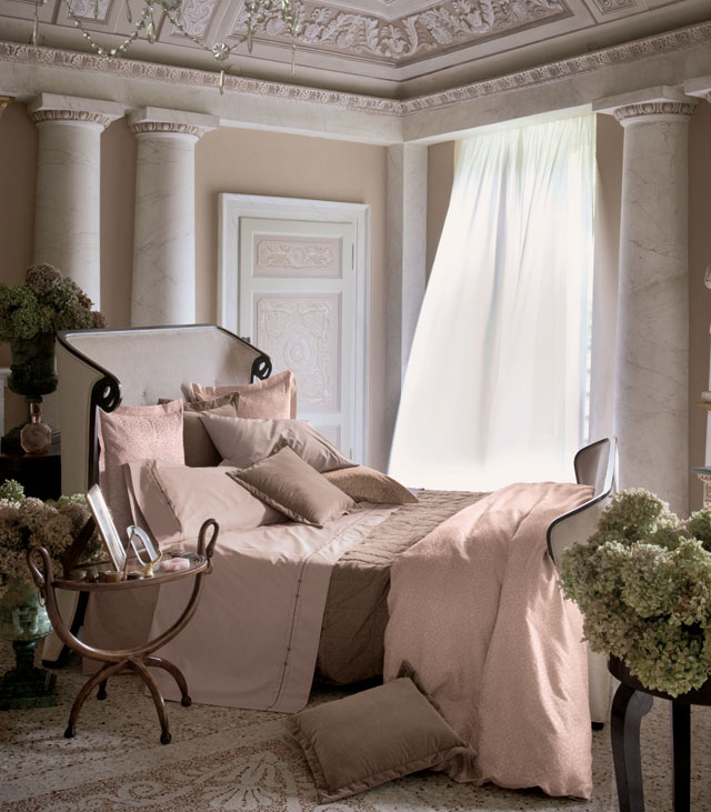 Shop luxury and custom designed linens from brands such as ...