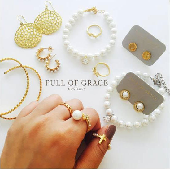 Full of Grace Sample Sale