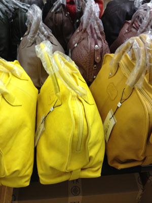GF Ferre Satchel Bags ($295)