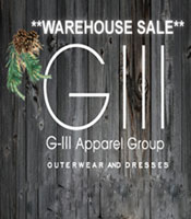 G-III Apparel Group Warehouse Sale