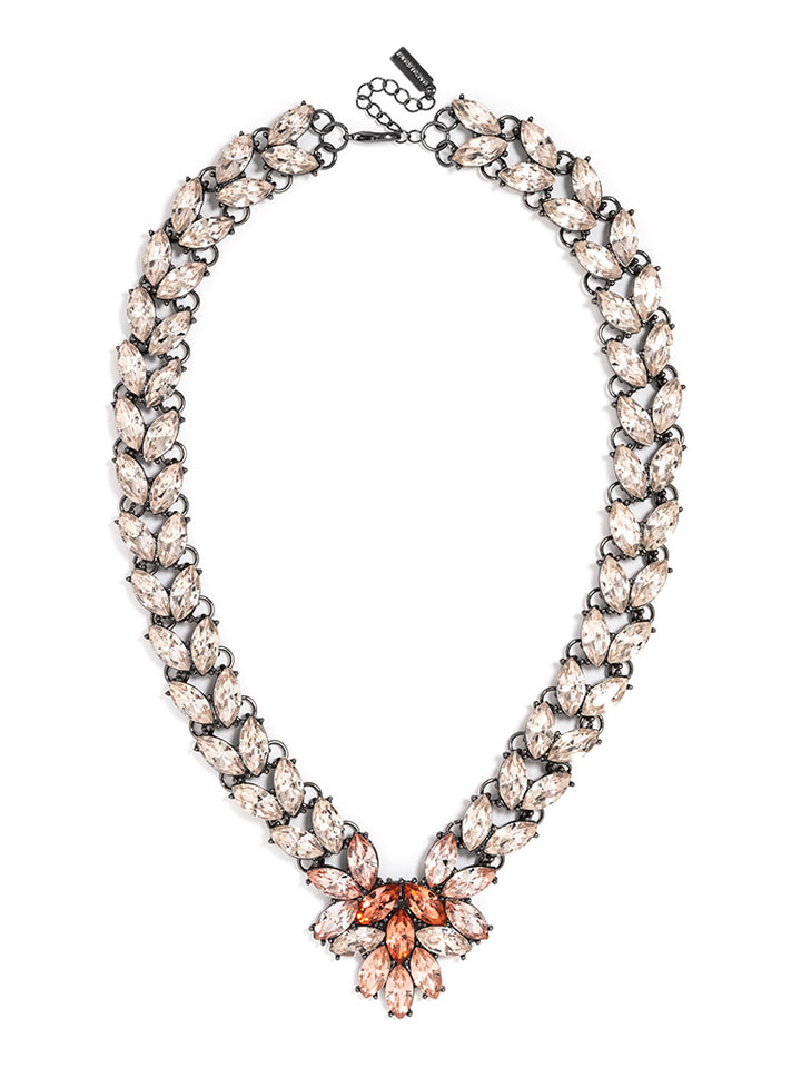 Baublebar Garland Brooch collar necklace: $20 (orig. $44)