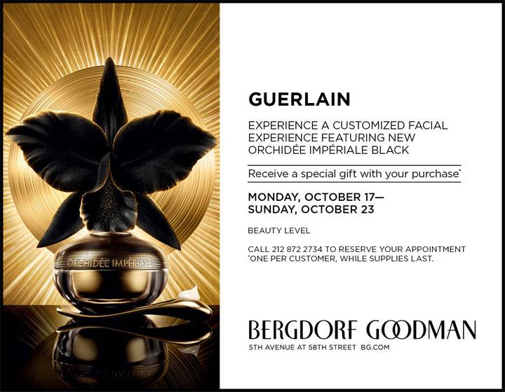 Guerlain Beauty Event