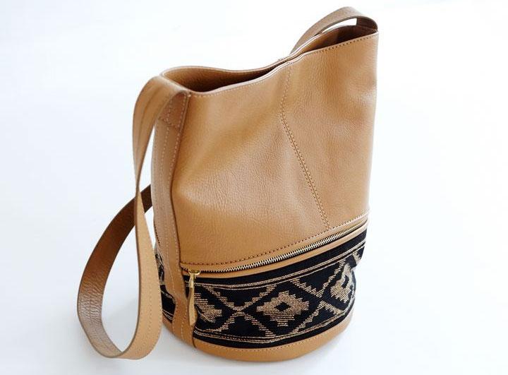 Hare + Hart Pampa bucket bag: $188 (orig. $395)