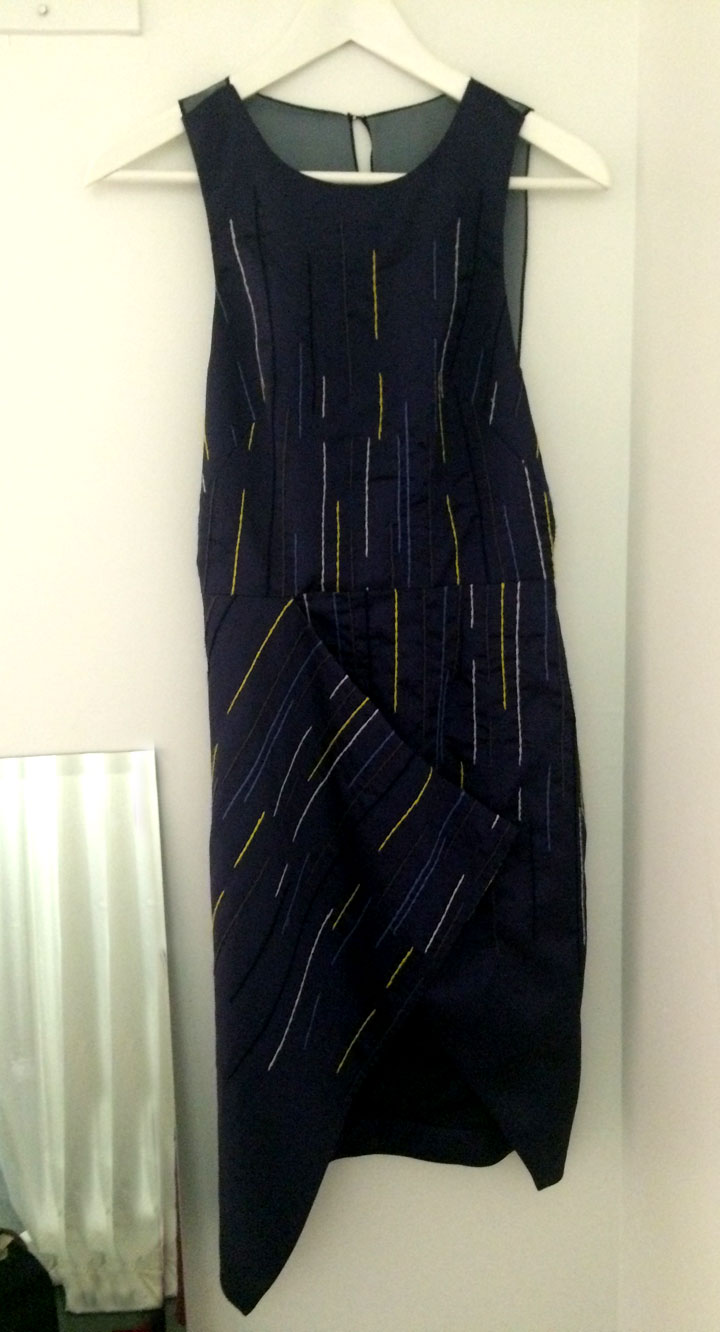 Harare Dress for $358