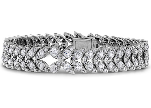 Hearts on Fire Diamond bracelet