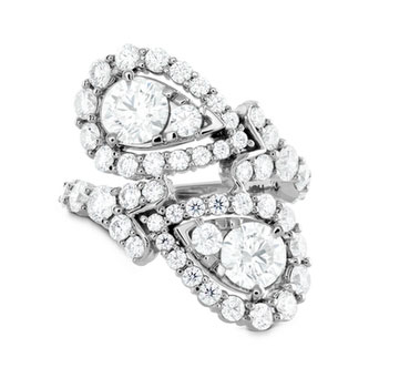 Hearts on Fire Diamond ring