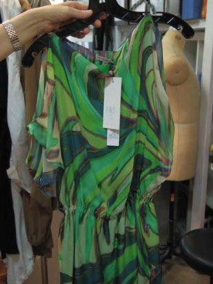 Heike Jarick Sample Sale - Kim Dress ($154, orig. $440)