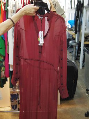 Heike Jarick Sample Sale - Louise Shirt Dress ($88, orig. $313)