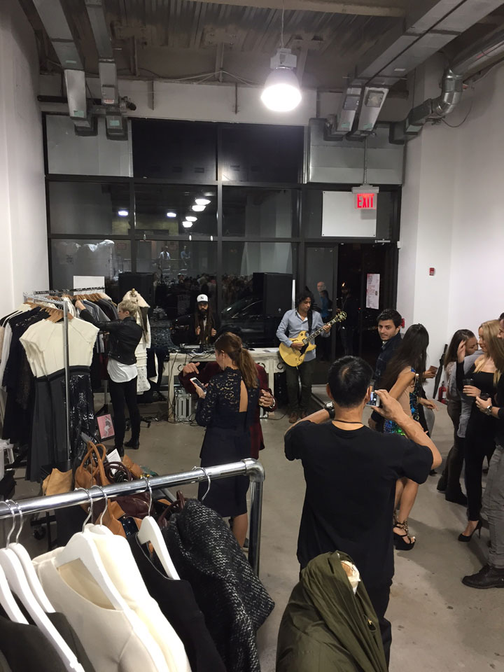 HEIKE NY & Friends W13th Street Pop Up Shop