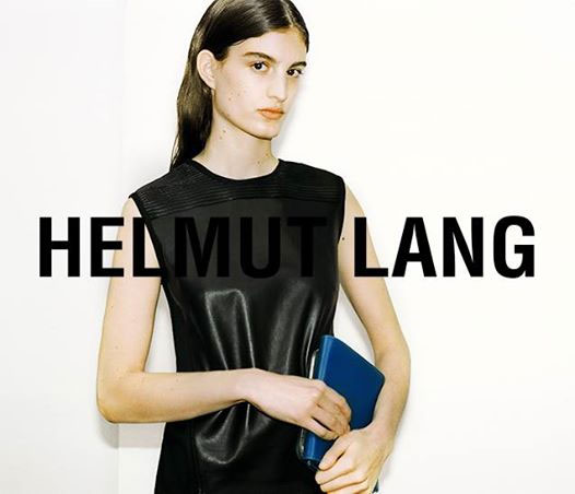 Helmut Lang Chelsea Sample Sale