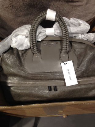 Helmut Lang Primal Leather Neith Bag ($269)