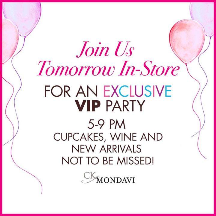 Henri Bendel Exclusive VIP Party