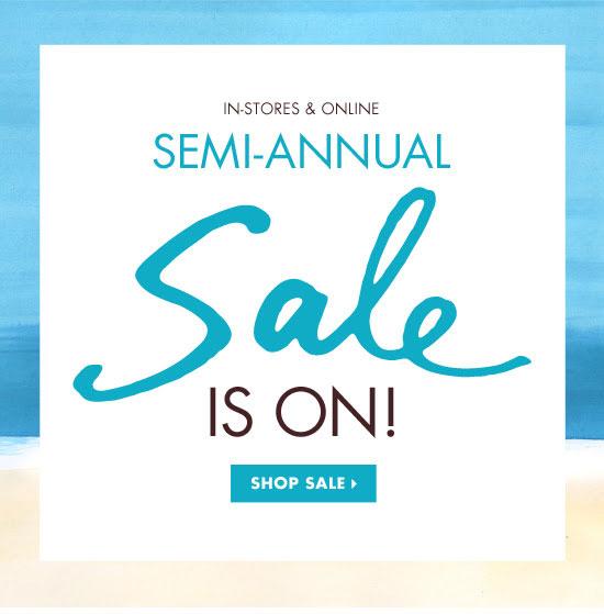 Henri Bendel Semi-Annual Sale
