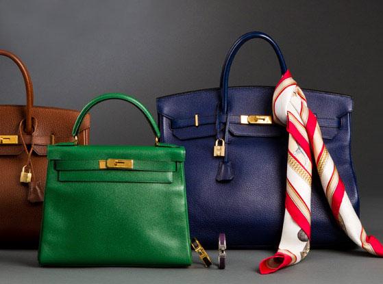 Hermes Handbags & Accessories Sample Sale
