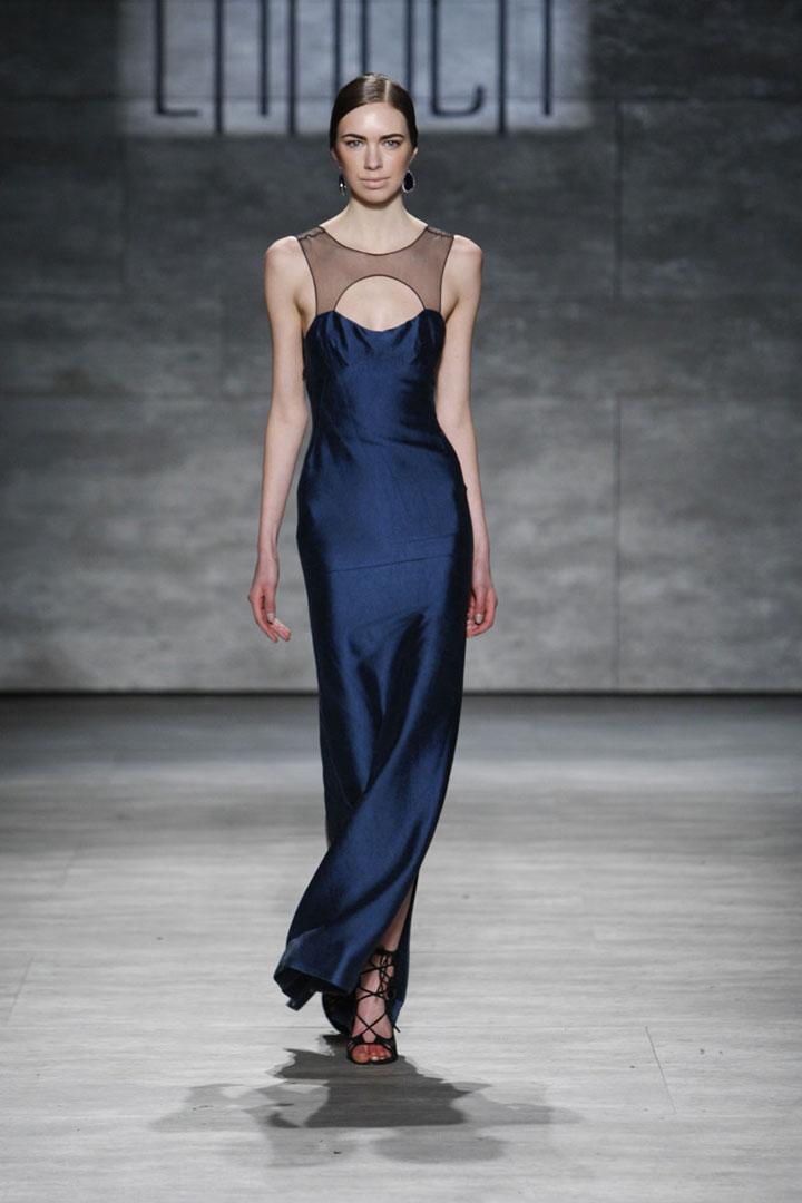 Hernan Lander Silk & Mesh Gown: $100 (orig. $1,000)