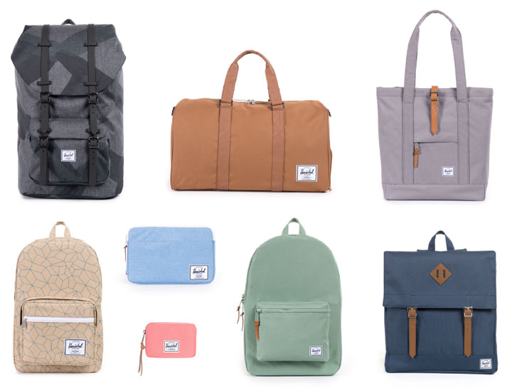 3ae64c2a1e Herschel Supply Co. Accessories New York Sample Sale