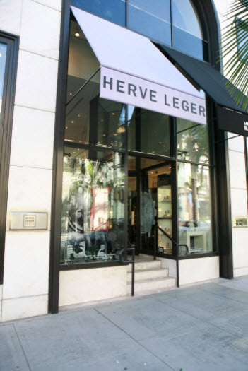 Herve Leger by Max Azria First Ever Sample Sale