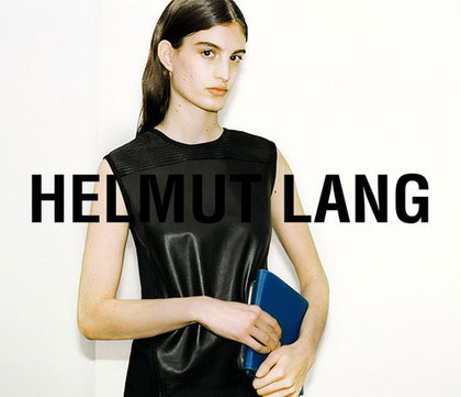 Host a Private Shopping Event at Helmut Lang