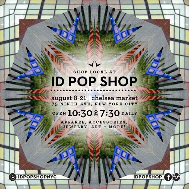 ID POP Shop Independent Designer Sale