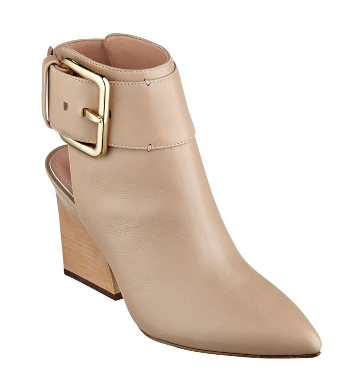 Ice bootie by Sigerson Morrison: $148.50 (orig. $495)