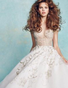 Ines Di Santo Trunk Show at Bridal Reflections NY