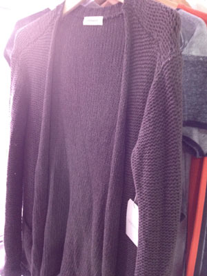 Most samples were not labeled, and any cashmere discovery without a