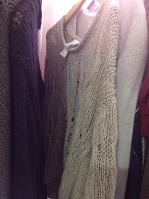 Inhabit Cream Yig Sweater ($50)