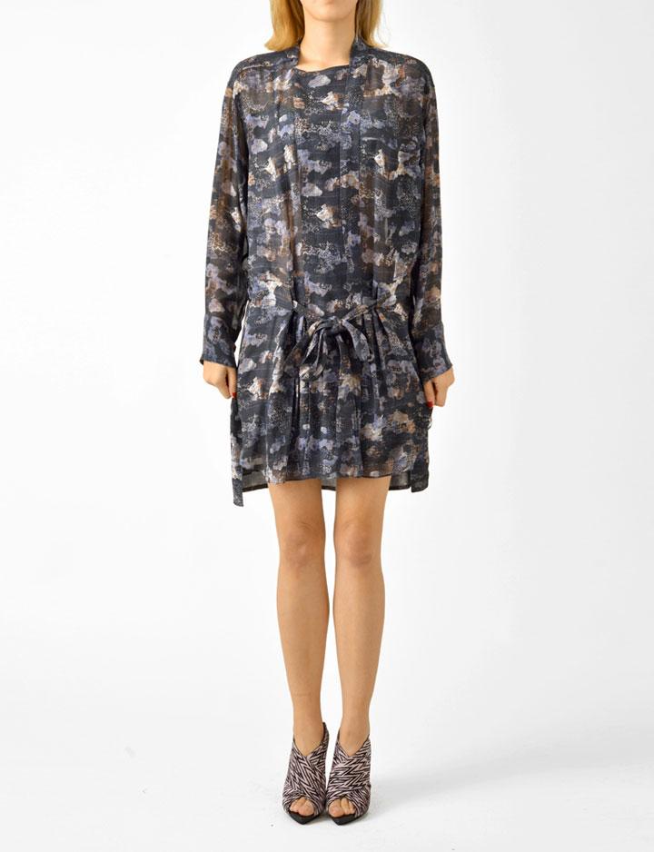 Isabel Marant waist-tie dress: $249 (orig. $1,235)