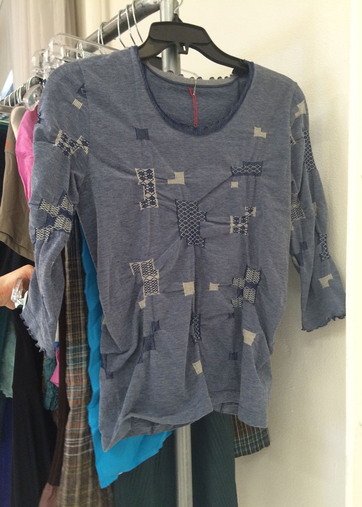 Issey Miyake Haat Shirt for $106