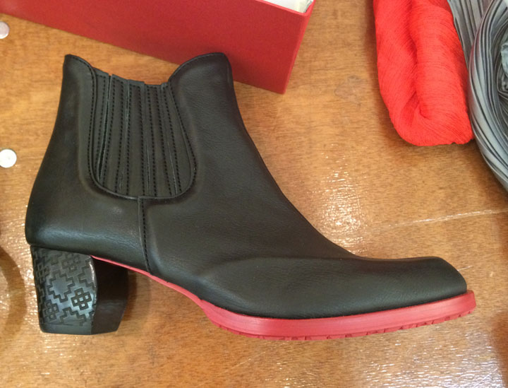 Issey Miyake Haat Shoes for $319