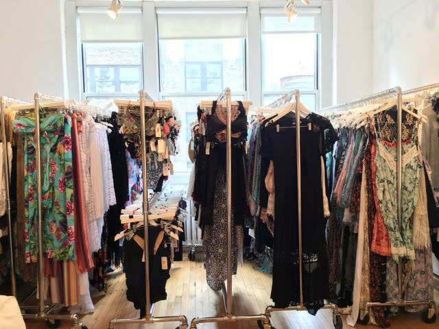 J Rosen Showroom Sample Sale