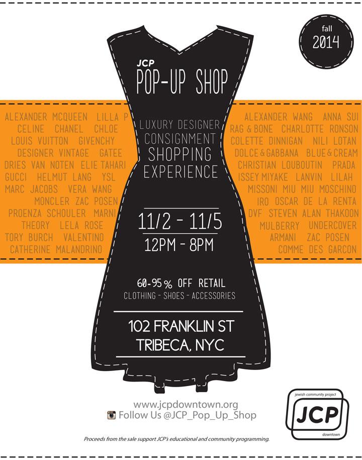 JCP Pop Shop Fall 2014 Sale