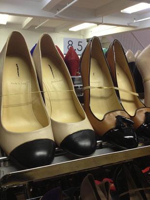 J.Crew  flats ($65), boots ($100) and heels ($100)