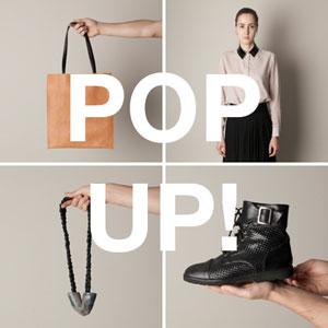 JF & SON Pop-up Shop: Through 11/30