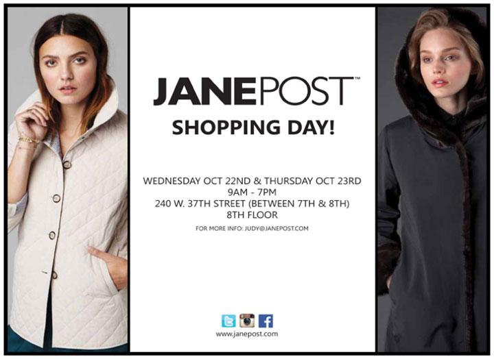 Jane Post Outerwear  Sale