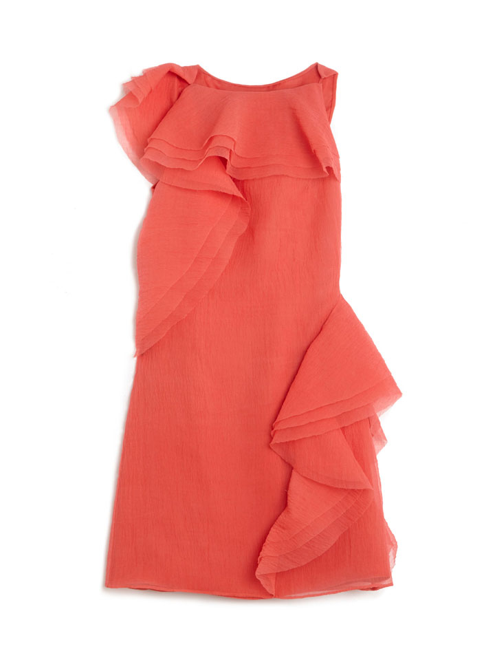 Jason Wu Ruffle Dress, WAS $2995 NOW $500