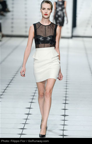 Jason Wu: peekaboo skin is one of the hottest 2013 spring and summer fashion trends