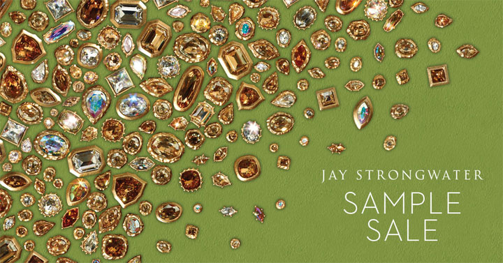 Jay Strongwater » New York Bargains