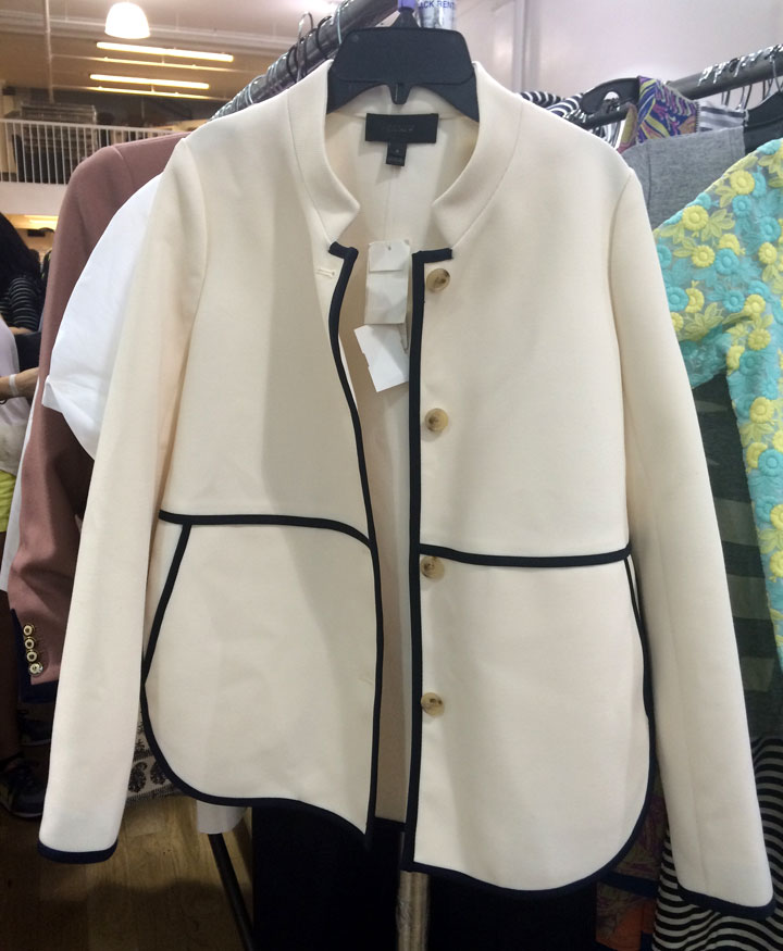 J.Crew blazer for $120