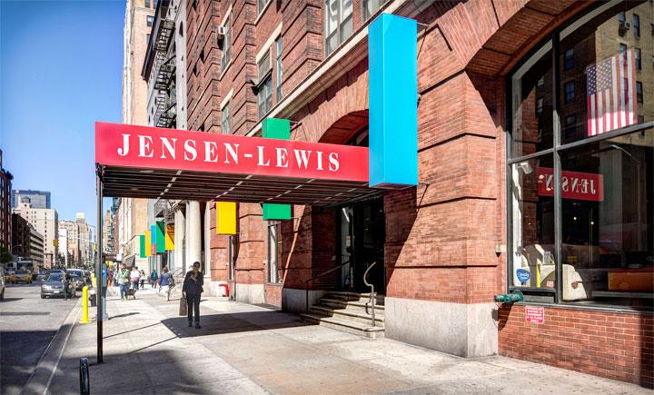 Jensen-Lewis Furniture Store Remodeling Sale