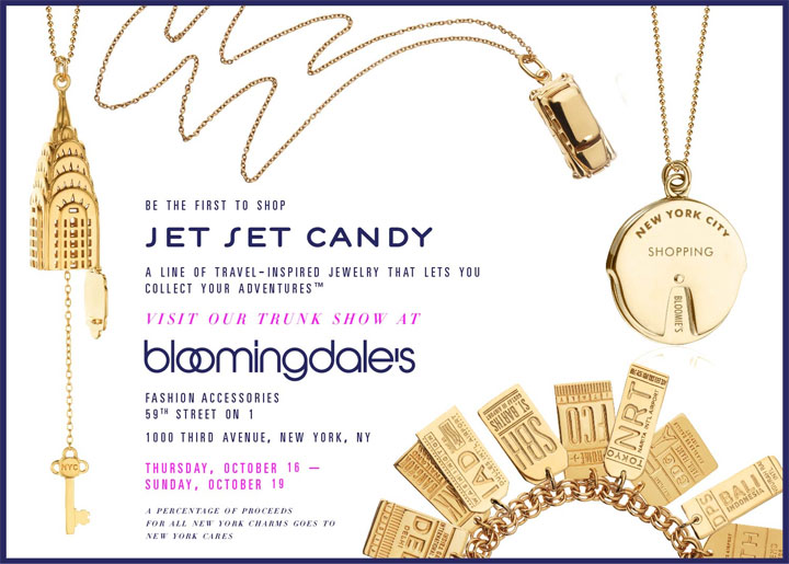 Jet Set Candy Launch Trunk Show