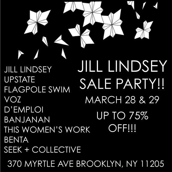 Jill Lindsey Sale