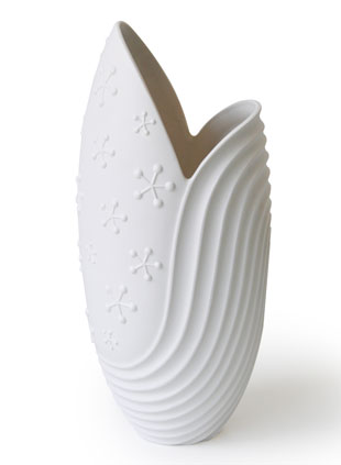 Charade Wave Vase: was $250; now $75