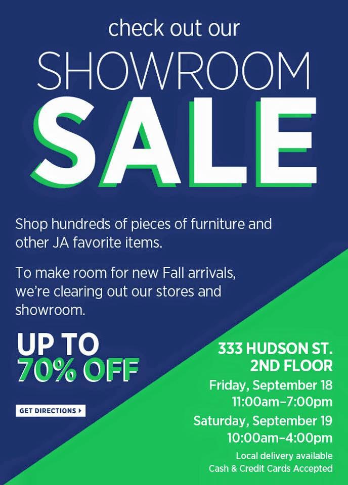 Jonathan Adler Showroom Sale