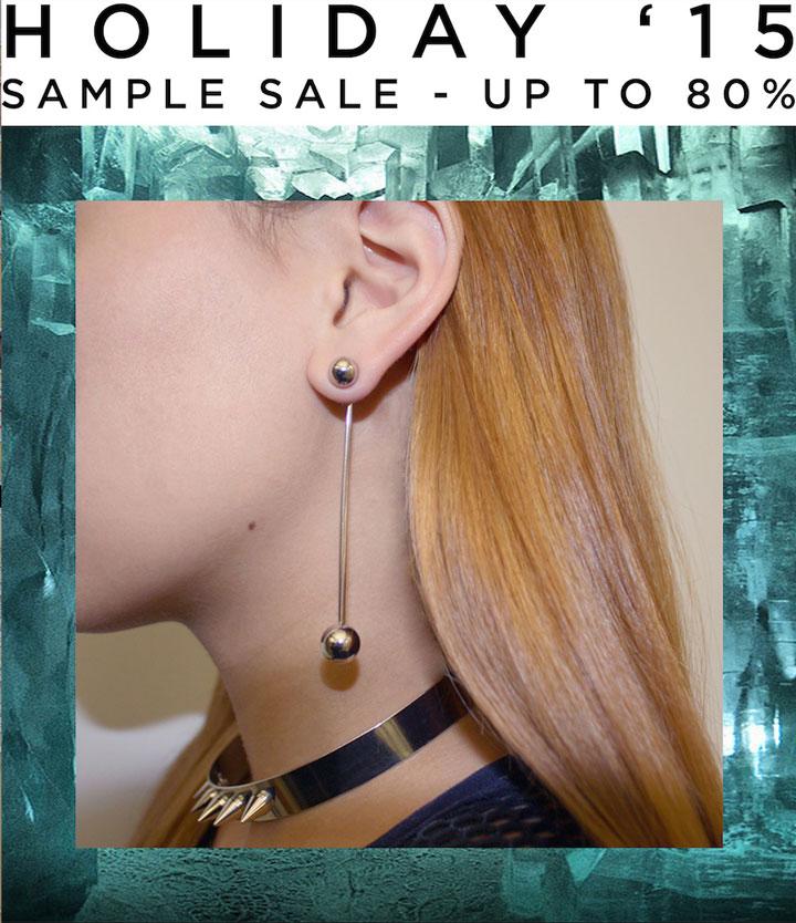 Joomi Lim Sample Sale