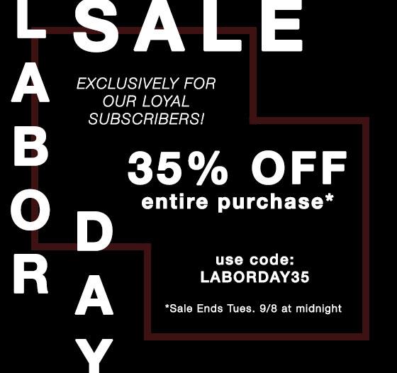 Joy Gryson Labor Day Online Sale