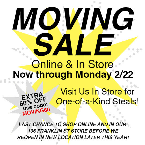 Joy Gryson Moving Sale