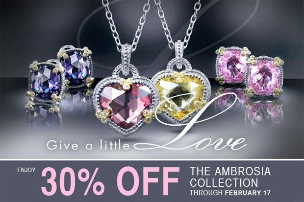 Judith Ripka Valentine's Day Online Sale