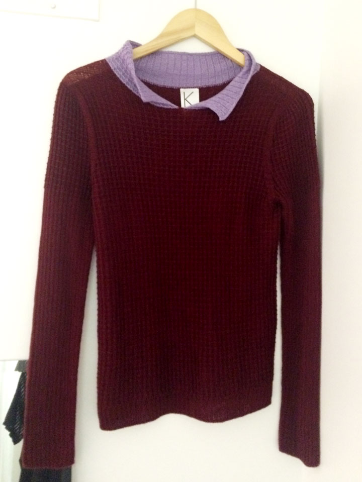 K by Kotoba Sweater for $25