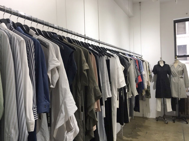 Kal Rieman Sample and Stock Sale